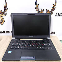 """Ноутбук б/у 14.1"""" Toshiba Tecra R940 (Intel Core i3-3120m / DDR3-4 Gb / HDD 320 Gb / HDMI / USB 3.0 / АКБ 2ч)"""