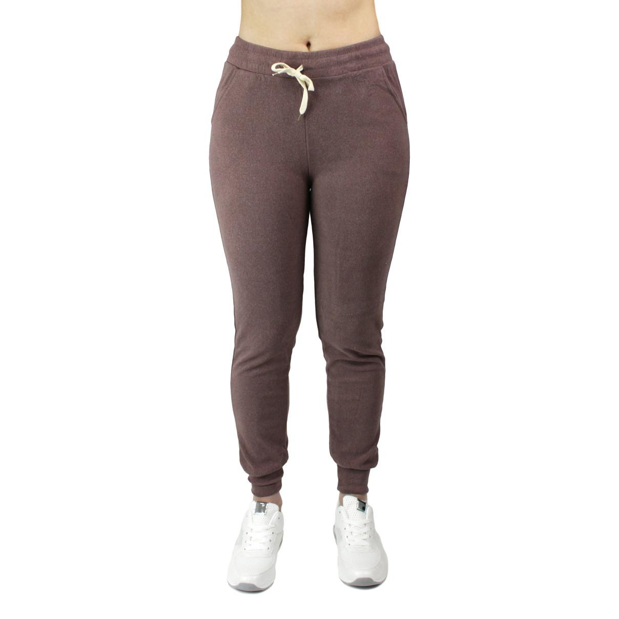 Спортивні штани жіночі Метелик N-S-03-2 Літні Коричневі