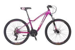 Гірський велосипед Crosser P6-2 26 дюймів рама 15 фіолетовий