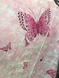 Пеньюар перукарський метелики, фото 3