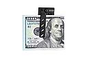 Складаний ніж - затиск для грошей 6682 BK, фото 2