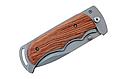 Складаний ніж з дерев'яними накладками 01585, фото 2