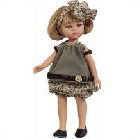 Кукла Paola Reina Карла со стрижкой  32см