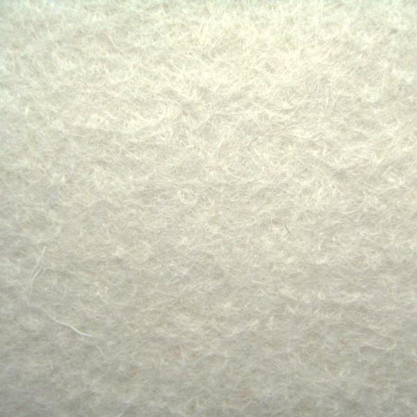 Фетр натуральный 1.3 мм, 20x30 см, МОЛОЧНЫЙ