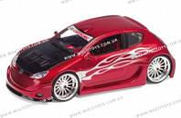 Welly. Модель 1:24 Peugeot 206 Tuning 22486W