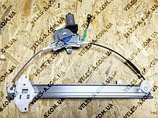 Склопідйомник електро Ланос, Сенс передній лівий (в зборі з мотором) CRB