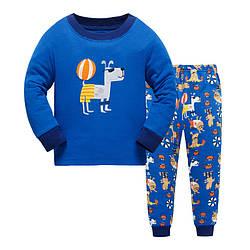Пижама для мальчика Happy dog Baobaby (90)