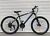 "Горный Велосипед TopRider 26 дюймов""801"" желтый, фото 3"