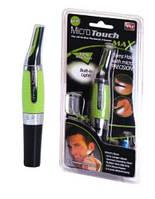 Триммер микро тач макс, micro touch max, это, прибор для удаления волос в носу и ушах