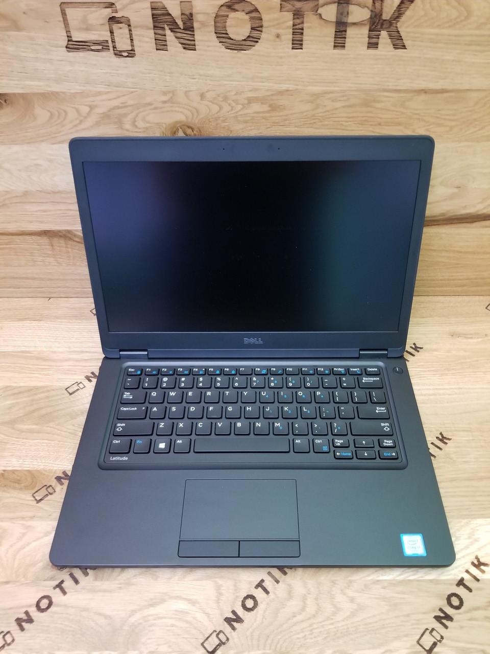 Ноутбук Dell Latitude E5480 i7-7820HQ / 8Gb / 256ssd / Full HD IPS