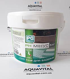 Засіб для зниження рівня pH Barchemicals PG–20 в гранулах (5 кг)