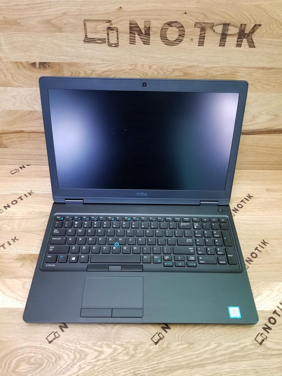 Ноутбук Dell Latitude E5580 i5-7200U /8gb/256ssd/ FHD IPS