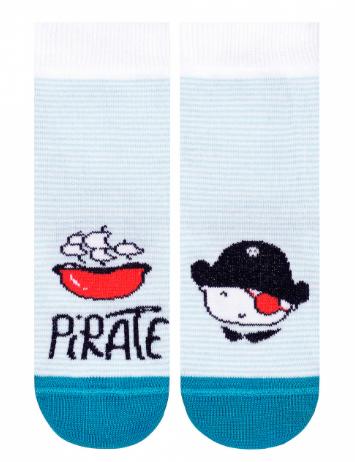 """Шкарпетки дитячі """"Tip-top"""" (веселі ніжки) 17С-10СП р.12 335 світло-блакитний"""