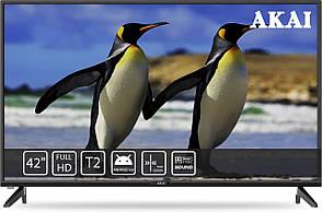 Телевізор LED AKAI UA42HD19T2S9