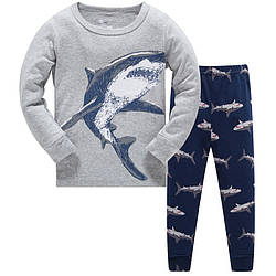 Пижама для мальчика Big shark Baobaby (95)