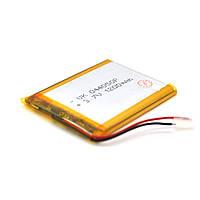 Литий-полимерный аккумулятор 5*40*50mm (Li-ion 3.7В 1200мА·ч)