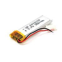 Литий-полимерный аккумулятор 4*12*35mm (Li-ion 3.7В 120мА·ч)