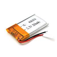 Литий-полимерный аккумулятор 3*20*30mm (Li-ion 3.7В 120мА·ч)