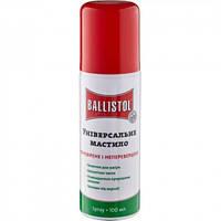 Масло для чищення зброї Ballistol 100 мл спрей
