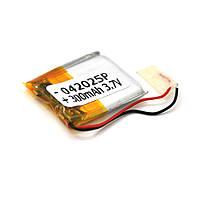 Литий-полимерный аккумулятор 4*20*25mm (Li-ion 3.7В 150мА·ч)