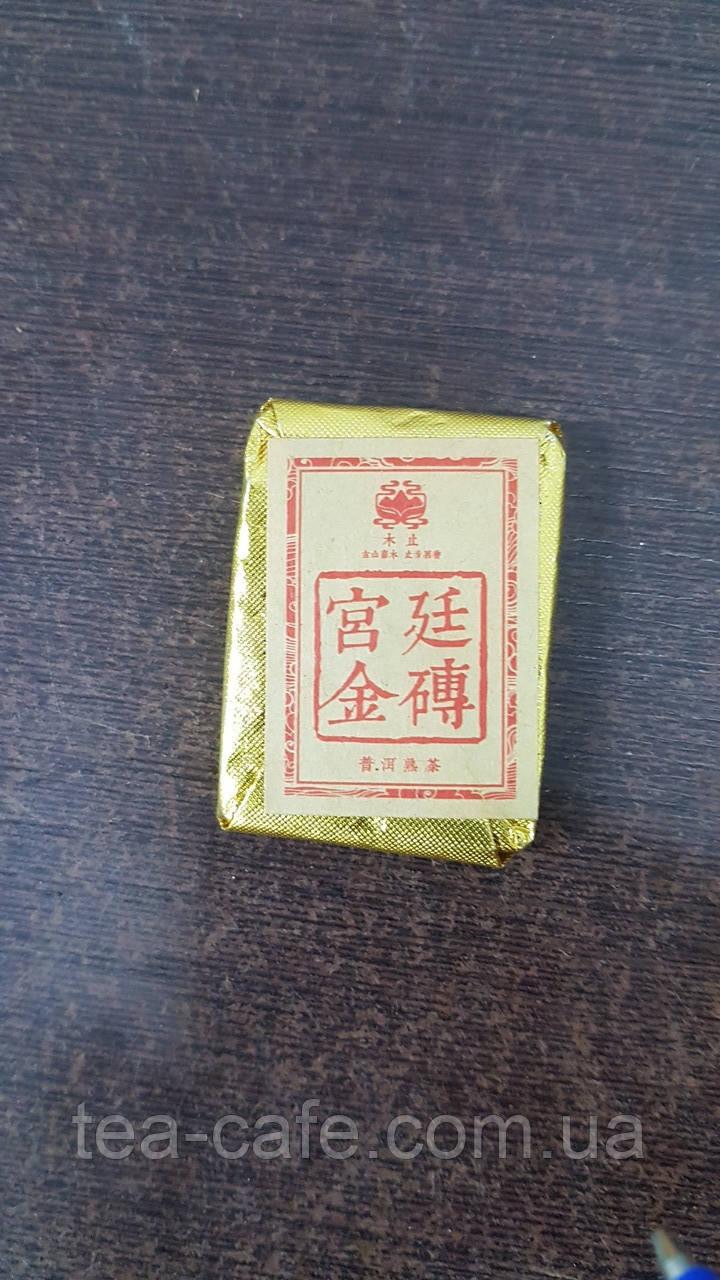 Чай ПуЕр Шу чорний порційний 1 шт