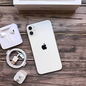 Телефон Apple iPhone 11 White,Белый