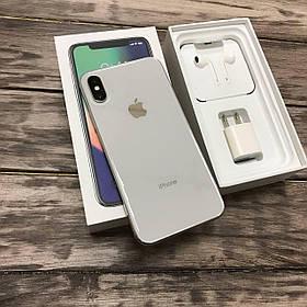 Телефон Apple iPhone X Silver,Серебристий