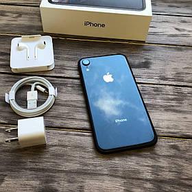 Телефон Apple iPhone XR Black,Чорний