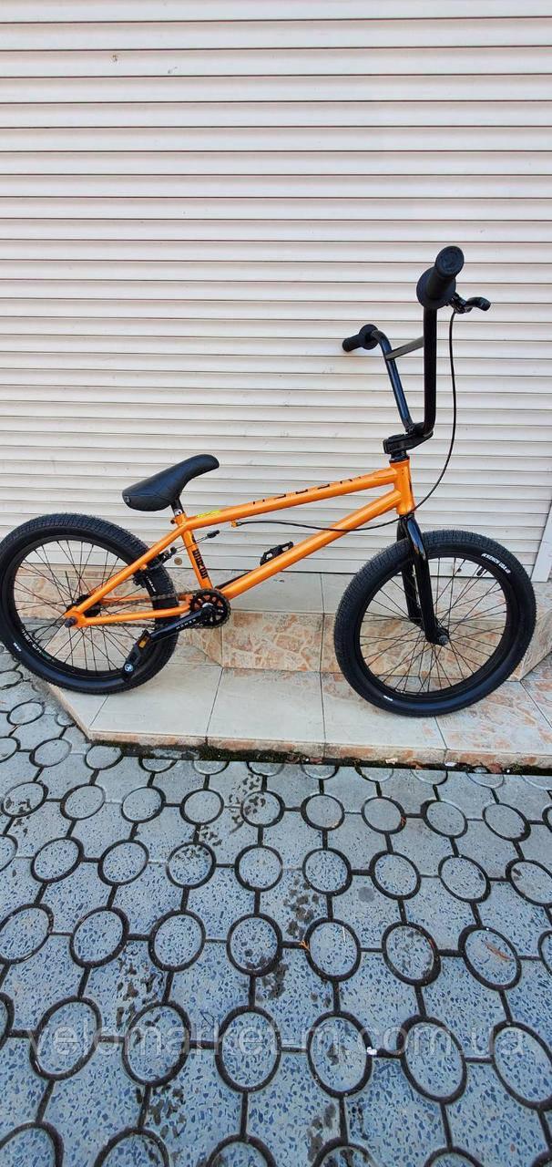 BMX KENCH HI-TEN помаранчевий