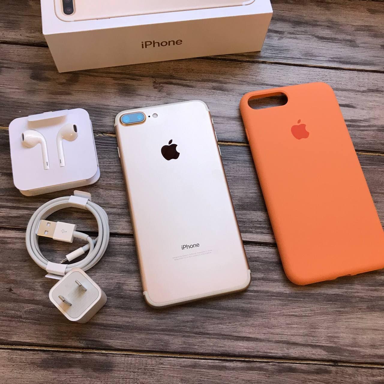 Телефон Apple iPhone 7 Plus Gold,Золотой