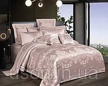 Комплект постельного белья из жаккарда love you евро 1-41