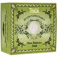Натуральное мыло - скраб с оливковым маслом THALIA, 150 г