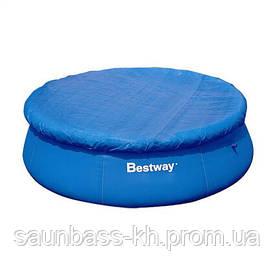 Покрытие Bestway 58032 для бассейнов 2.44 м (d 267 см)