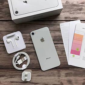 Телефон Apple iPhone 8 Silver,Срібний