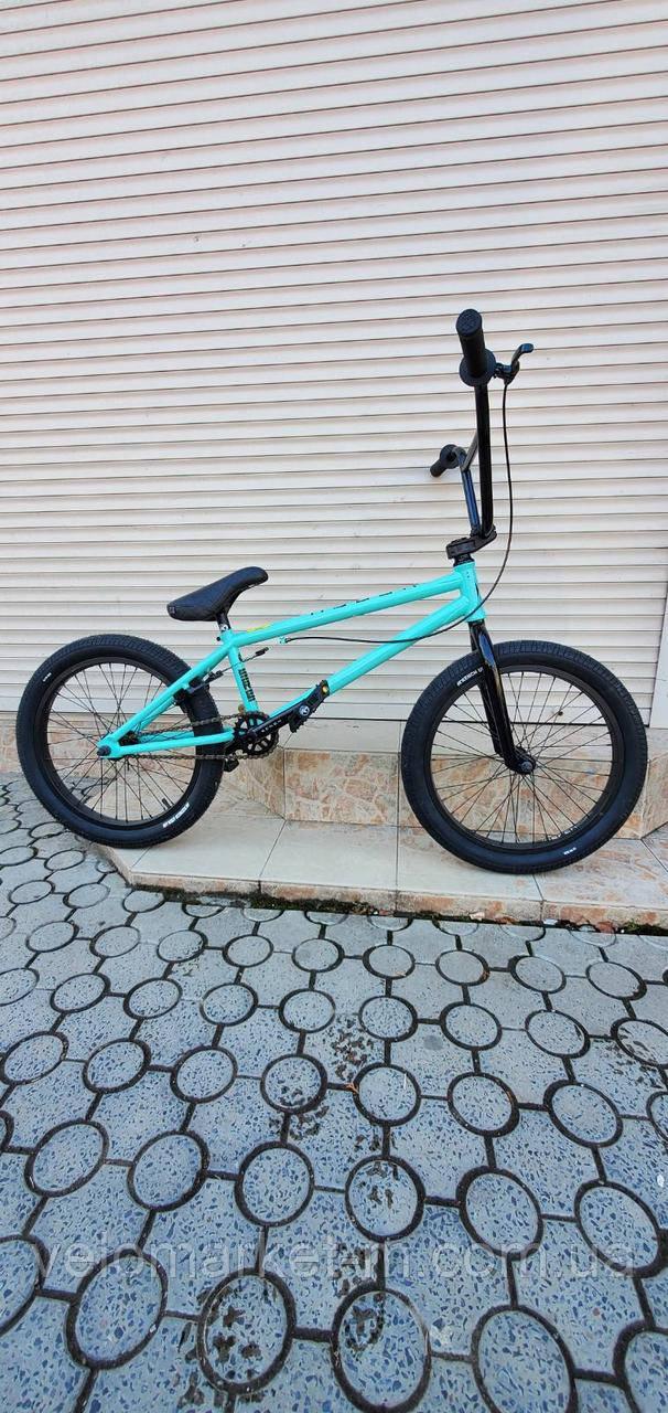 BMX KENCH HI-TEN синий