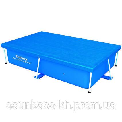 Покриття Bestway 58103 для басейнів 2.21x1.50 м (224x154 см)