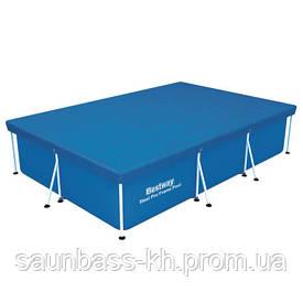 Покрытие Bestway 58106 для бассейнов 3.00x2.01 м (304x205 см)