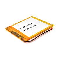 Литий-полимерный аккумулятор 4*55*65mm (Li-ion 3.7В 1200мА·ч)