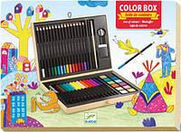 Набір для малювання Djeco Color box (DJ08797)