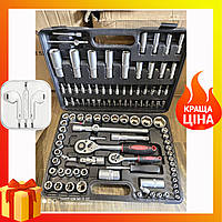 Набор инструментов Makita P-308678, 108 предметов, Набор инструмента Макита Польша, в чемодане
