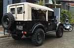 Тент на внедорожник ГАЗ-69
