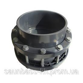 Зворотний клапан Era міжфланцевий 140 мм