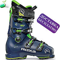Лижні черевики ROXA RFit 90 (dk blue/dk blue/green), фото 1