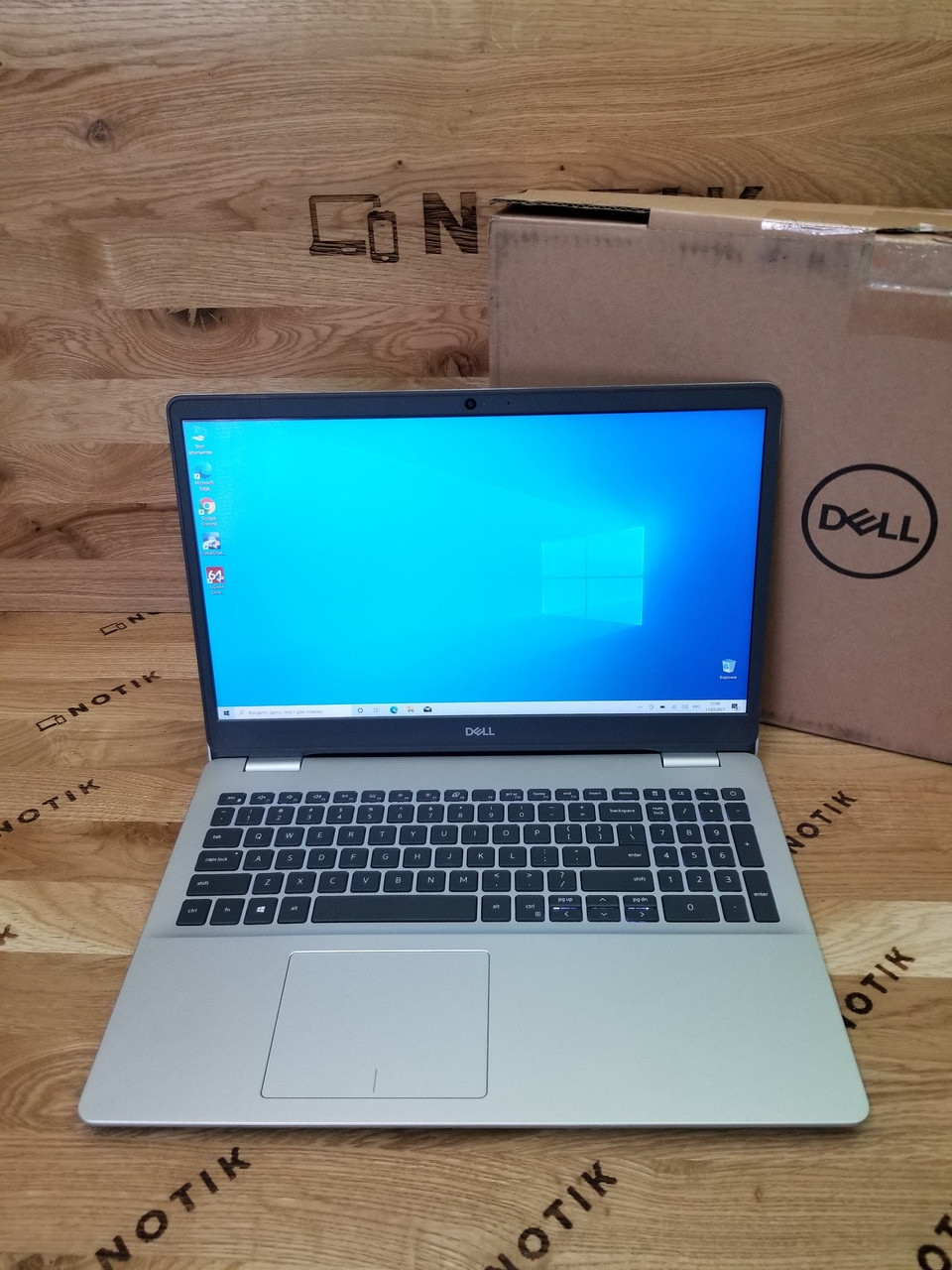 Ультрабук Dell Inspiron 5593 i7-1065G7/8Gb/512ssd/ FHD IPS Touch