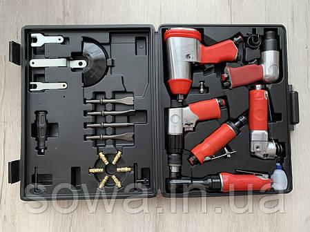 Набор пневмоинструмента LEX LXATK24 : 24ед., фото 2