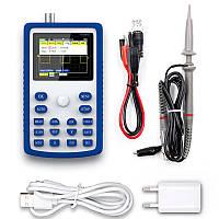 DSO FNIRSI-1C15 портативный цифровой осциллограф 110МГц
