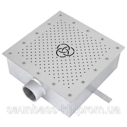 Плато аеромасажні Aquaviva AISI 304 (400х400 мм)