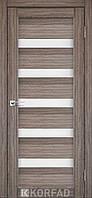 Міжкімнатні двері (царгові) KORFAD PR-01 дуб білений