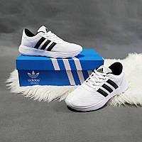 Женские спортивные кроссовки Adidas белые
