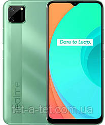 Смартфон Realme C11 2\32Gb Green (UA UCRF)